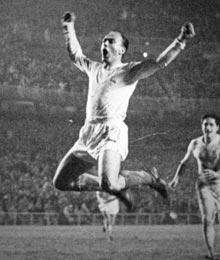 阿尔弗莱多·迪·斯蒂法诺,历史最佳球员